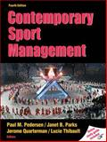 Contemporary Sport Management, Pedersen, Paul Mark and Parks, Janet, 0736081674