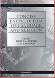 Concise Encyclopedia of Language and Religion, , 0080431674