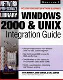 Windows 2000 and UNIX Integration Guide, Burnett, Steve, 007212167X