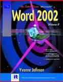 Microsoft Word 2002, Johnson, Yvonne, 0130601675