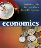 Economics plus MyEconLab plus e-Book 2-Semester Student Access Kit, Leeds, Michael A. and von Allmen, Peter, 0321461673