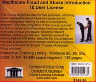 Healthcare Fraud and Abuse Introduction 10 Users, Farb, Daniel, 1594911673