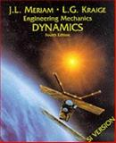 Engineering Mechanics : Dynamics, Meriam, J. L., 0471241679
