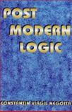Post Modern Logic, Constantin Negoita, 1561841676