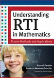 Understanding RTI in Mathematics : Proven Methods and Applications, , 1598571672