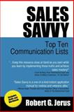 Sales Savvy, Robert Jerus, 1496111672