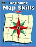 Beginning Map Skills, Patty Carratello, 1557341672