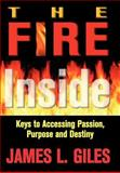 The Fire Inside, James Giles, 156229167X