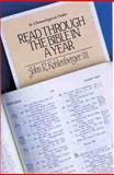 Read Through the Bible in a Year, John R. Kohlenberger III, 0802471684