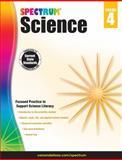 Spectrum Science, Grade 4, , 1483811689