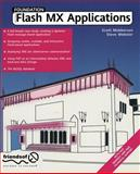 Foundation Flash MX Applications, Scott Mebberson and Steve Webster, 1590591682