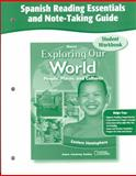 Exploring Our World, Eastern Hemisphere, Spanish Reading Essentials and Note-Taking Guide Workbook, McGraw-Hill-Glencoe Staff, 007878168X