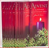 Advent: a Calendar of Devotions 2014 (Package Of 10), James W. Moore, 1426781687