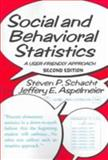 Social and Behavioral Statistics 9780813341682