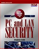 The NCSA Guide to PC and LAN Security, Cobb, Stephen, 0079121683