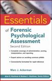 Essentials of Forensic Psychological Assessment 2nd Edition