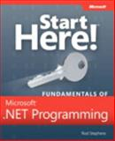 Fundamentals of Microsoft® .NET Programming, Stephens, Rod, 0735661685