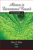 Advances in Environmental Research, , 1608761681