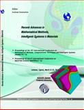 Recent Advances in Mathematical Methods, Intelligent Systems and Materials : (mamectis '13)(materials '13),, 1618041681