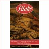 Blake : The Complete Poems, , 0582021685