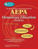 AEPA Elementary Education : The Best Teachers' Test Preparation, Davis, Anita Price and Research and Education Association Staff, 0738601683