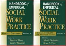 Handbook of Empirical Social Work Practice, 2 Volume Set, , 0471671681
