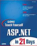 Teach Yourself ASP.Net in 21 Days, Payne, Chris, 0672321688