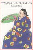 Stanzas in Meditation, Gertrude Stein, 1557131694