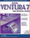 Official Guide to Corel VENTURA, Brown, Ed and Faunce, John, 007882169X