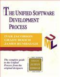 The Unified Software Development Process, Jacobson, Ivar and Booch, Grady, 0201571692
