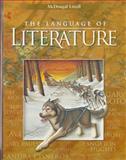 The Language of Literature, MCDOUGAL LITTEL, 039593169X