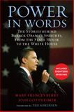 Power in Words, Mary Frances Berry and Josh Gottheimer, 0807001694
