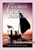 Favorite Bible Passages, Brenda Stobbe and Jerry L. Mercer, 0687071690