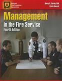 Management in the Fire Service, Carter, Harry R. and Rausch, Erwin, 0763751693