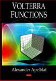 Volterra Functions, Apelblat, Alexander, 1604561696