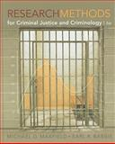 Research Methods for Criminal Justice and Criminology, Maxfield, Michael G. and Babbie, Earl R., 0495811696