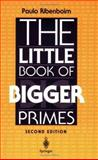 The Little Book of Bigger Primes, Ribenboim, Paulo, 0387201696
