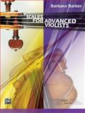 Scales for Advanced Violists, Barbara Barber, 0757941699