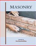 Masonry, Fine Homebuilding Editors, 1561581690