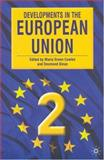 Developments in the European Union, Cowles, Maria Green, 0333961692