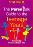 Teenage Years, Steve Chalke, 0340721693