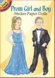 Prom Girl and Boy, Barbara Steadman, 0486421694