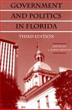 Government and Politics in Florida, Benton, J. Edwin, 0813031699