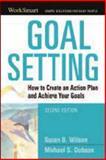 Goal Setting, Susan B. Wilson and Michael S. Dobson, 0814401694