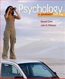 Psychology : A Journey, Coon, Dennis and Mitterer, John O., 049581170X