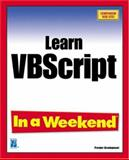 Learn Microsoft VBscript, Ford, Jerry Lee, 1931841705