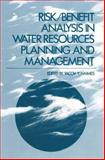 Risk/Benefit Analysis in Water Resources Planning and Management, Haimes, Yacov, 1489921702