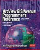 Arcview Gis/Avenue Programmer's Reference 9781566901703