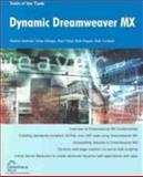 Dynamic Dreamweaver MX 9781590591703