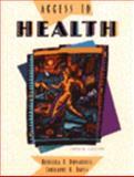 Access to Health, Donatelle, Rebecca J. and Davis, Lorraine G., 0205181708